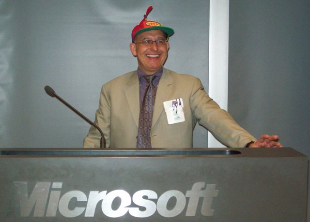 Greg the new Microsoft CEO?!!